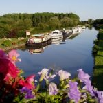 BEAULIEU halte nautique canal lateral a la Loire